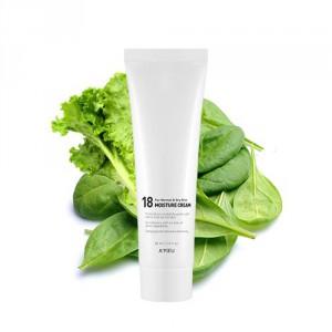 Увлажняющий крем для нормальной и сухой кожи A'pieu 18 moisture cream (for normal & dry skin) 85ml