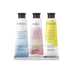 Парфюмированный крем для рук INNISFREE Jeju Life Perfumed Hand Cream 30ml