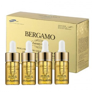 Ампульное средство BERGAMO Caviar Ampoule Set 13ml*4ea