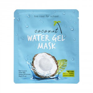Увлажняющая гелевая маска Too Cool For School Coconut water gel mask 20g