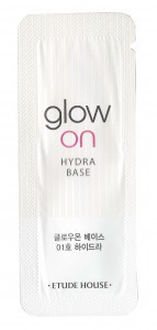 ETUDE HOUSE Glow On Base 1ml*10ea