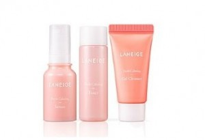LANEIGE Fresh calming Trail kit 3items