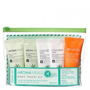 Tony Moly Aroma Heals body travel kit