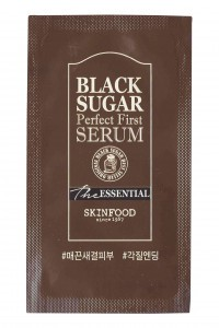 SKINFOOD Black Sugar Perfect First Serum The Essential 4ml*10ea