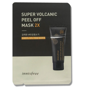 INNISFREE Super Volcanic Peel Off Mask 2X 4ml*10ea