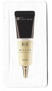 ВВ крем с солнцезащитным эффектом Apieu BB Maker #211 light beige spf35, pa++ 1ml*10шт