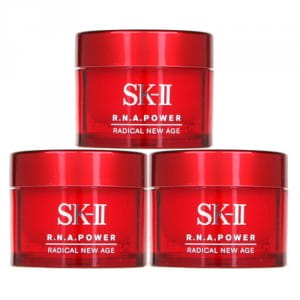 SK-II R.N.A. Power Radical New Age Cream 15g × 3 (45g)