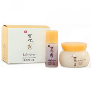 Набор крем для лица + сыворока Sulwhasoo Renewing kit 2 set