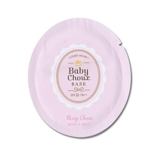 Etude Baby choux base SPF33 PA++ 1ml*10ea