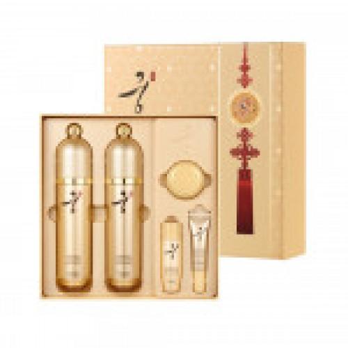 Комплект средств для борьбы с морщинками The Skin House Wrinkle collagen care set 5items