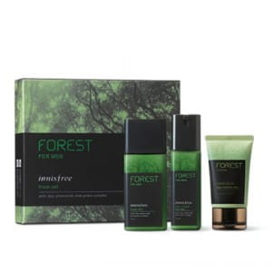 INNISFREE Forest For Men Fresh 2PCS Set (180ml+120ml+50ml)