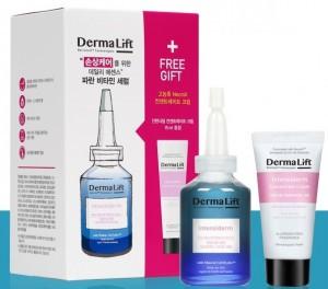 DERMALIFT Intensiderm Blue NecroX Vitamin Serum