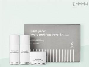 ENATURE Birch juice hydro program travel kit
