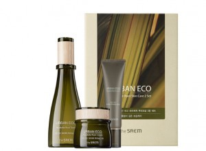 THE SAEM Urban Eco Harakeke Root Skin Care 2 Set