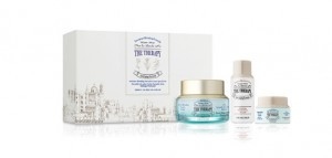 THE FACE SHOP The Therapy Royal Made Moisture Blending Cream Special Set 50ml+32ml+10ml