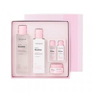 IT'S SKIN Hydra Routine Special Set 200ml + 150ml + 22ml*2 + 18ml