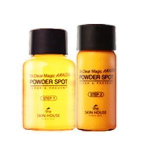 Сыворотка для кожи лица The Skin House dr.clear magic powder spot amazon 2item