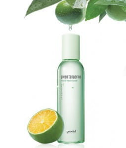 GOODAL Green Tangerine Moist Fresh Toner 200ml