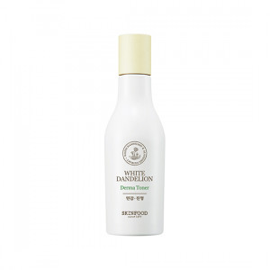 SKINFOOD White Dandelion Derma Toner 150ml