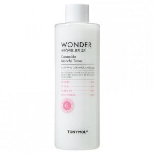 Tony Moly Wonder Ceramide Mocchi Toner 500ml