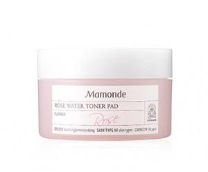 MAMONDE Rose Water Toner Pad 40ea