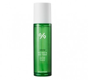 Тонер Leegeehaam Tea Tree 70 BHA Toner 100ml