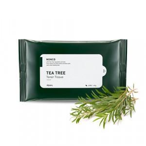 APIEU Nonco Tea Tree Toner Tissue 20ea