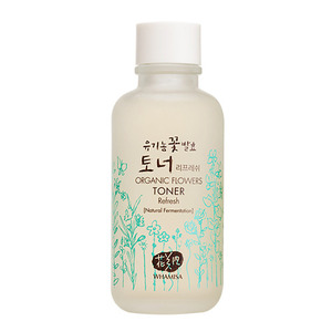 [Black Friday] whamisa ORGANIC FLOWERS TONER Refresh