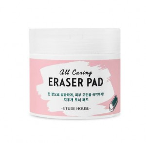 ETUDE HOUSE All Caring Eraser Pad 110ml*60ea