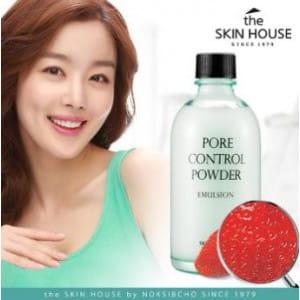 THE SKIN HOUSE Pore Control Powder Emulsion 130ml