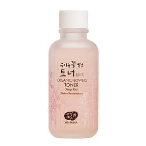 whamisa Toner (Deep Rich) 120ml