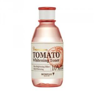 Отбеливающий тонер с томатом SKINFOOD Premium Tomato Whitening Toner 180ml
