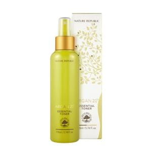 Тонер для лица с аргановым маслом Nature Republic Argan 20˚ essential toner 170ml