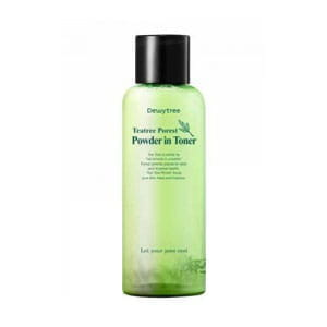 DEWYTREE Treatree Porest Powder In Ttoner 200ml