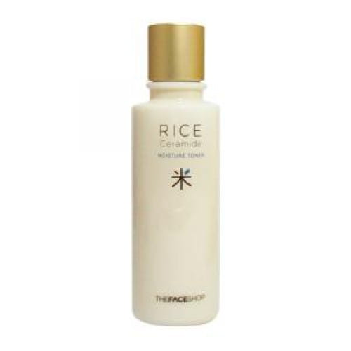 Тонер с рисовым экстрактом и керамидами The Face Shop Rice & Ceramide Moisture Toner 150ml