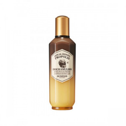 Эмульсия с экстрактом прополиса Skinfood Royal honey propolis enrich emulsion 160ml