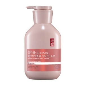 ILLIYOON Collagen Essential Cream In Lotion 350ml