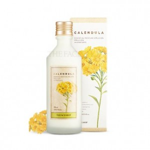 THE FACE SHOP Calendula Essential Moisture Emulsion 150ml