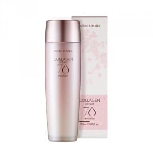 Коллагеновый лосьон для кожи NATURE REPUBLIC Collagen Dream 70 Emulsion 150ml