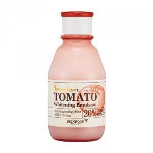Отбеливающий лосьон с томатом SKINFOOD Premium Tomato Whitening Emulsion 140ml