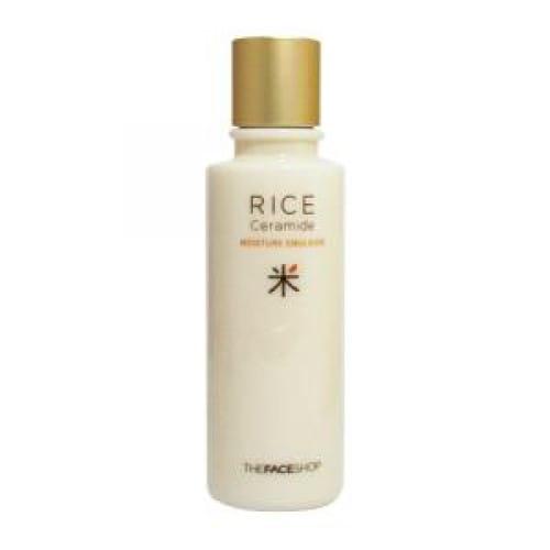 Увлажняющая эмульсия с керамидами The Face Shop Rice & Ceramide Moisture Emulsion 150ml