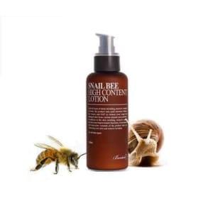 Лосьон с фильтратом слизи улитки Benton Snail Bee High Content Lotion 150ml