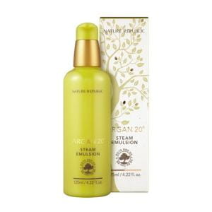 Эмульсия для лица с маслом арганы Nature Republic argan 20˚ steam emulsion 125ml