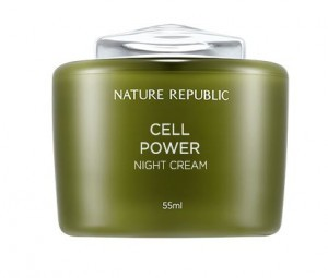 NATURE REPUBLIC Cell Power Night Cream 55ml