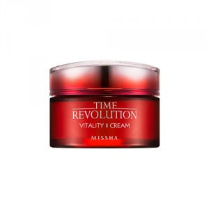 Крем MISSHA Time Revolution Vitality Cream 50ml [Online]