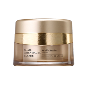 [Black Friday] THE SAEM Snail Essential EX Wrinkle Solution Cream 60ml