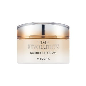 Питательный крем Missha Time revolution nutritious cream 50ml