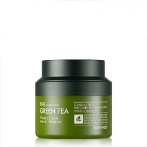 TONY MOLY The Chok Chok Green Tea Watery Cream 100ml