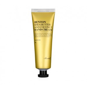 BENTON Sea Butter and coconut Hand Cream 50g