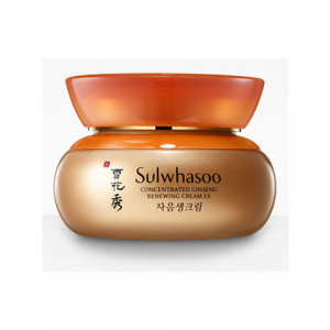 Концентрированный крем SULWHASOO Concentrated Ginseng Renewing Cream EX 60ml